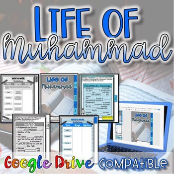 Life of Muhammad Flap Book Activity