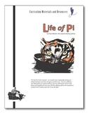 """Life of Pi"" COMPLETE UNIT EDITABLE Activities,Tests,Essay"