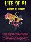 Life of Pi: Enrichment Activities Bundle + BONUSES