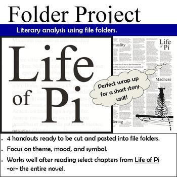 Life of Pi - Folder Project