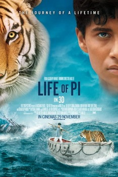 Life of Pi (Movie) - Crossword Puzzle