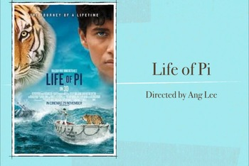 Life of Pi PBL film study