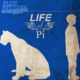 Life of Pi Plot Studies (Graphic Organizers) Packet