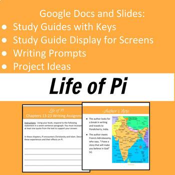 Life of Pi Unit