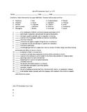 Life of Pi Vocabulary Quizzes