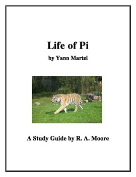 """Life of Pi"" by Yann Martel: A Study Guide"