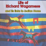 Life of Richard Wagamese and its links to Indian Horse PPT