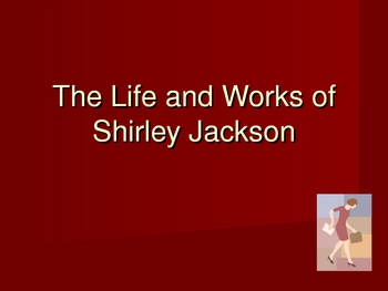 Life of Shirley Jackson