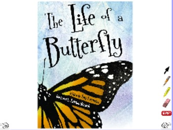 Life of a Butterfly ActivInspire Flipchart