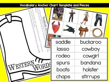 Cowboy Economics and Literacy Mini-Unit