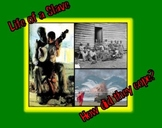 Slavery: How Did They Cope? (8 of 9) Common Core & Constructed Response