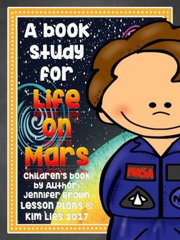 Life on Mars: A Novel Study for Jennifer Brown's Book