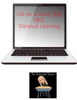 Life on a Slave Ship DBQ