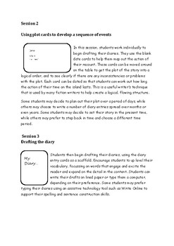 Life on a secret Island 6 lesson upper primary unit