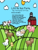 Life on the Farm Toddler Packet