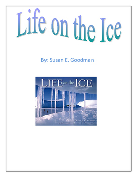 Life on the Ice