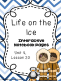 Life on the Ice (Interactive Notebook Pages)