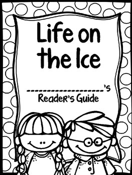 Third Grade Journey's Supplemental Activities: Life on the Ice Lesson 20
