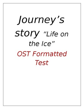Life on the Ice OST Style Test