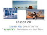 Life on the Ice PowerPoint Weekly Activities for Journeys Grade 3