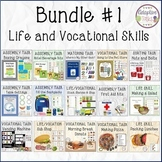 BUNDLE #1 LIFE and VOCATIONAL SKILLS
