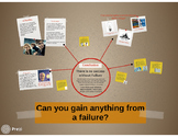 Life skills lesson plans: Learning from our mistakes