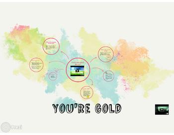 Life skills lesson plans: Gold