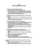 Life span development study guide/exam