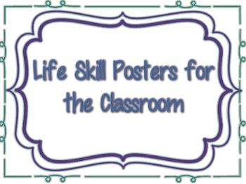 LifeSkill Posters
