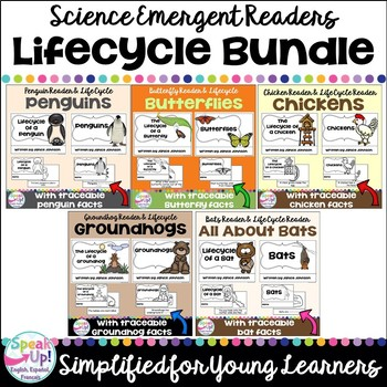 Lifecycle Readers Bundle {English Version}