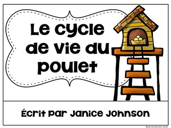 Lifecycle Readers Bundle {French Version} le cycle de vie