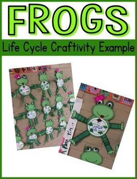 Frogs: A Science & ELA Mini-Unit