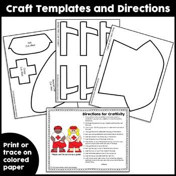 Community Helper Craft {Lifeguard}