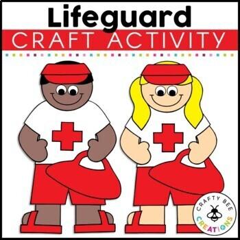 Lifeguard Cut and Paste