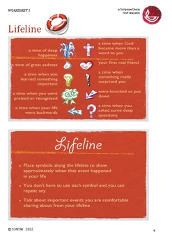 Lifeline - sharing your story (part 1 of 2)