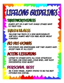 Lifelong Guidelines: Colorful!!!