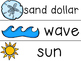 Life's a Beach Pre-K and Kindergarten Math and Literacy Ac