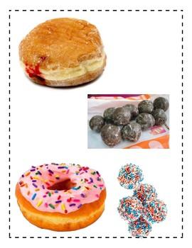 Lifeskills Donut Vocational Task