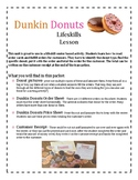 Lifeskills Donut Vocational Task