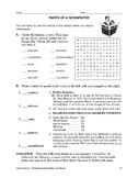 Lifeskills Vocabulary: Parts of a Newspaper