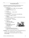 Lifeskills Vocabulary: The Job Application 2