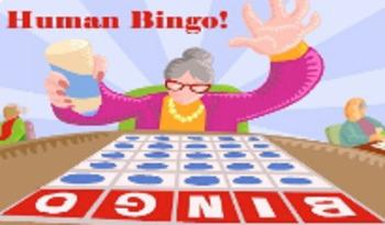 Lifespan Human Bingo Review Game
