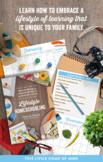 Lifestyle Homeschooling E-book