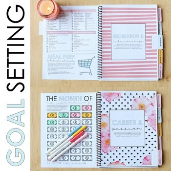 Lifestyle Planner & Bullet Journal
