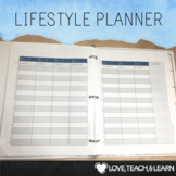 Lifestyle Planner : Setting Goals for the Year