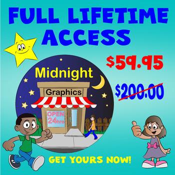 Full Store Access Bundle - Digital Use OK