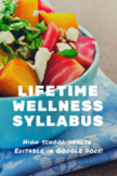 Lifetime Health & Wellness Syllabus