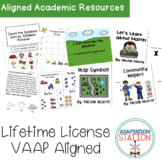Lifetime License to Adapted Resources (VAAP)