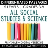Lifetime Unlimited Subscription to all Differentiated Passages