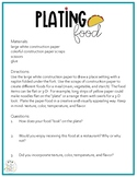 Lifetime Wellness and Nutrition- Plating Food Project